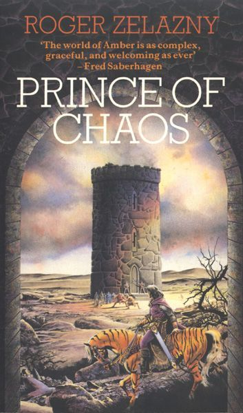 Roger Zelazny - Amber The Merlin Cycle V - Prince of Chaos