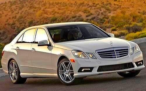 2010 Mercedes-Benz E-Class Luxury Sports Sedan