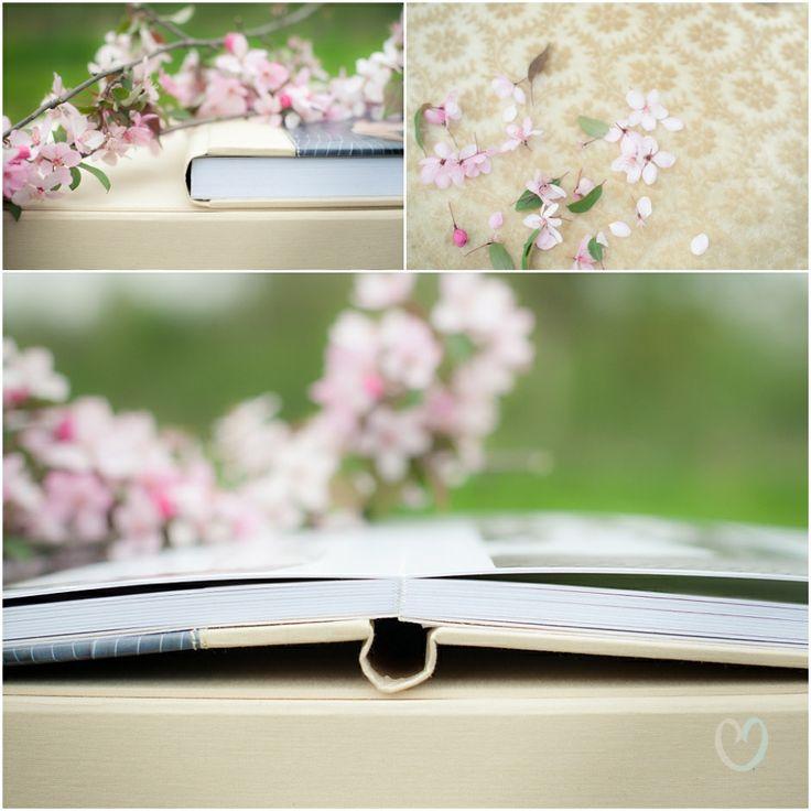 Weddingalbum handmade by www.konpoli.nl