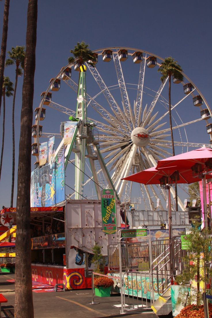 L.A. County Fair in Pomona, CA - the official dates of the 2015 Los Angeles County Fair will run from Sept. 4 – Sept. 27
