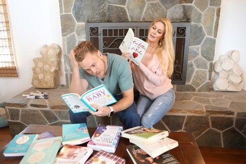 Spencer Pratt & Heidi Montag Expecting: 'I Was Like, Whoa!' - Us Weekly