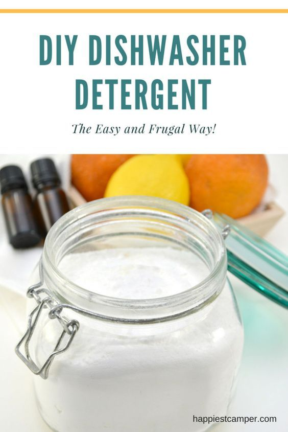 Dishwasher Detergent Diy Dishwasher Detergent Diy Cleaning