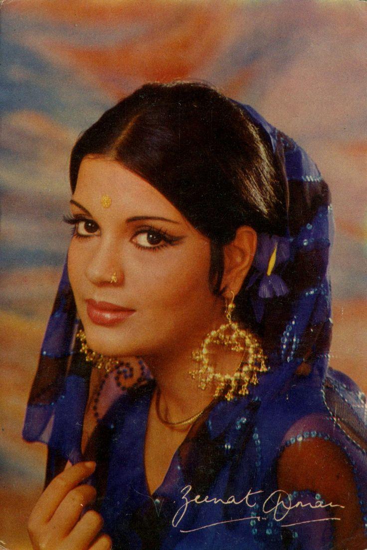 Zeenat Aman 17 Best images ...