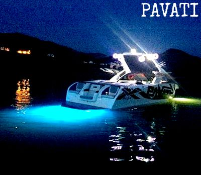 Lifeform 9 Underwater Led Boat Light Boating Boat