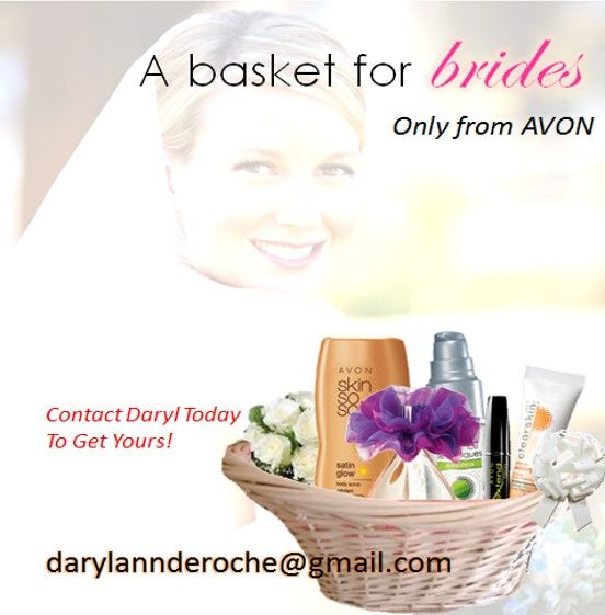 25 beautiful avon gift baskets ideas on pinterest avon mk avon getting married know someone who is get an avon gift basket for the negle Images