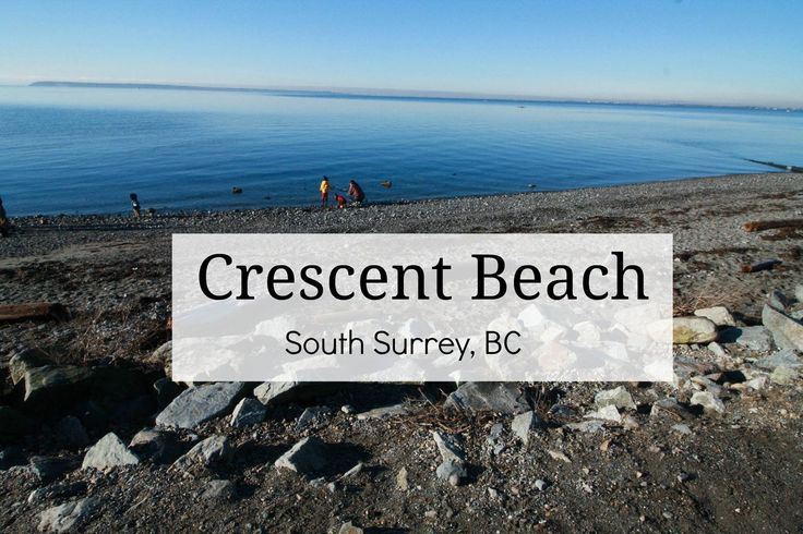 Surrey , Bc | Crescent Beach - South Surrey, BC - YouTube