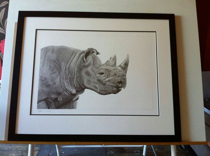 Pencil drawing by my father in-law mark shaw