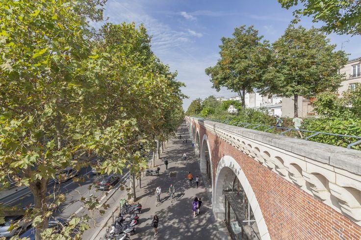 Le Viaduc des arts © Nicolas Scordia www.leviaducdesarts.com