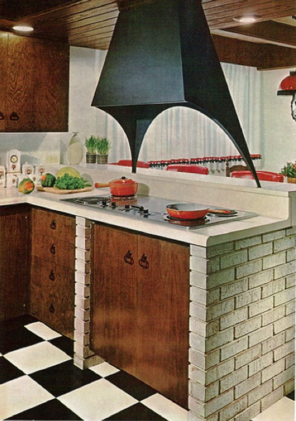 164 Best Images About Ideas For A 70S Inspired Kitchen On