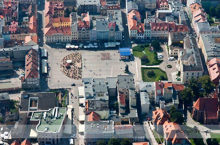 Bydgoszcz z lotu ptaka - Zdjęcia różne - Przemek Popowski