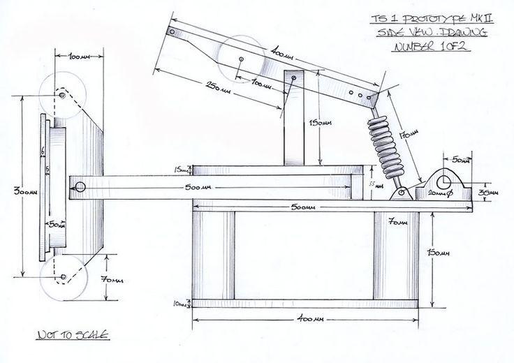Belt grinder plans metric