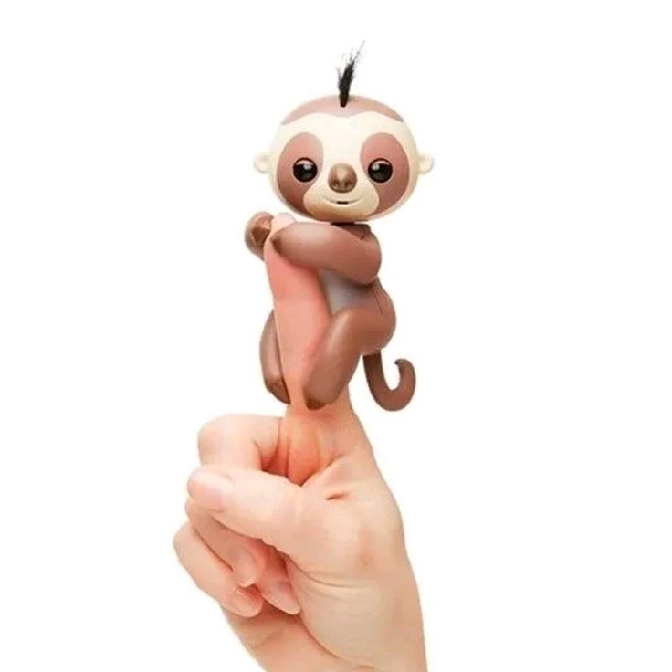 Having trouble finding Fingerlings in your area? . Check the link in my bio to go straight to a purchase page for Kingsly the sloth!!! . . Limited quantity so act fast!!!! Brand new in the pack and shipped straight to you with tracking Just in time for the holidays! . . . . . . .  #fingerlings #kingsly #sloth #wowwee #wowee #toys #rare #selling #sale #forsale #ebay