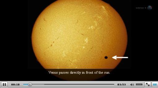 Desde Perú - Sigue en vivo el tránsito de Venus desde lugares realmente privilegiados