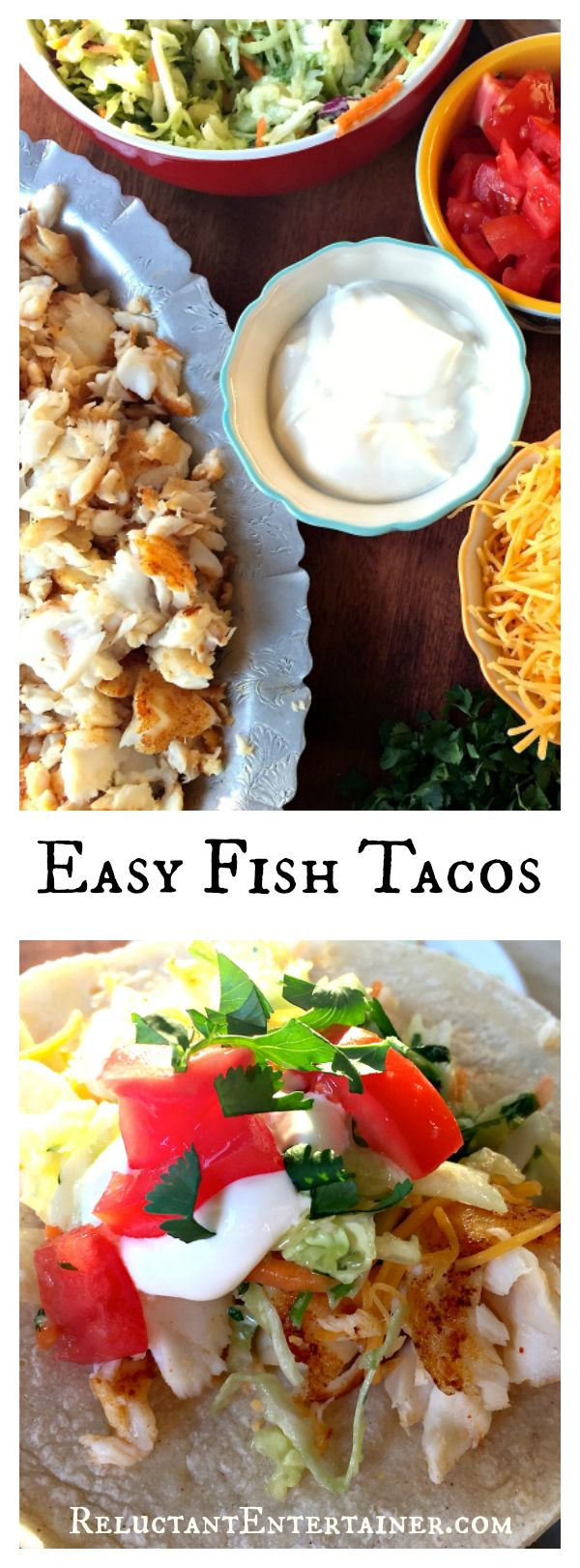 21 best cinco de mayo images on pinterest fiestas for Easy fish taco recipes