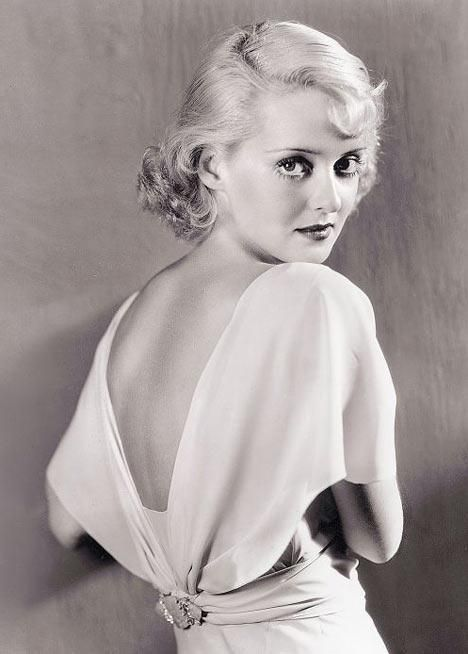 Bette Davis was an early screen icon who always looked perfectly put together for every occasion. #styleicon #glamour #retro