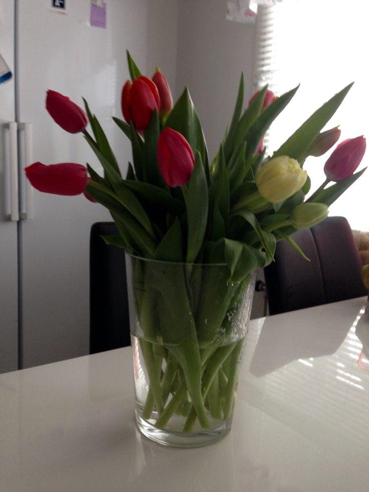 Omat kukat