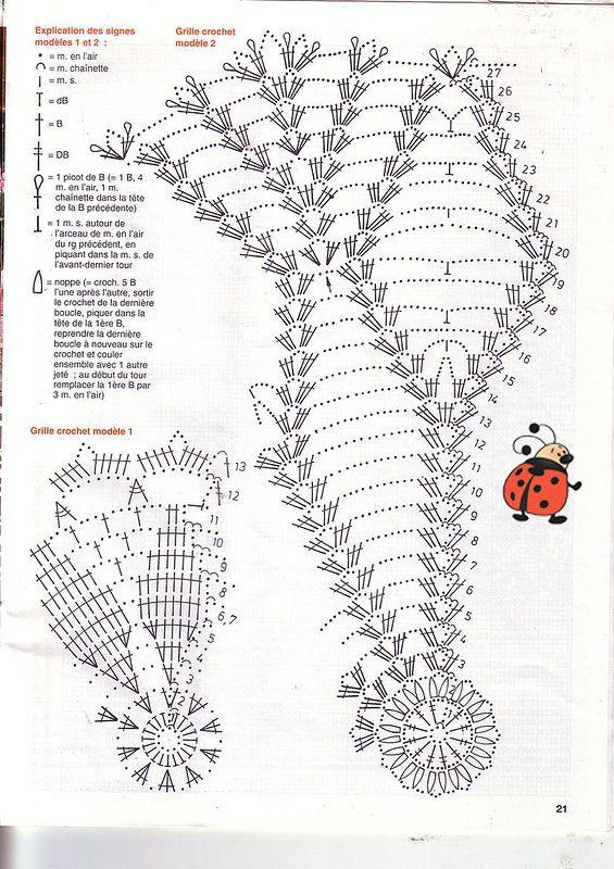 Журнал: Elena Crochet D'Art 35 - Рукодельница, вышивка - ТВОРЧЕСТВО РУК - Каталог статей - ЛИНИИ ЖИЗНИ