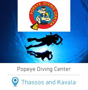 Popeye Diving Center in Thassos island and Kavala. http://www.dreamingreece.com/activity/popeye-diving-center #scubadiving #thassos #kavala #greekislands #greece #dreamingreece #dive #wateractivities #watersports #holidays #vacations