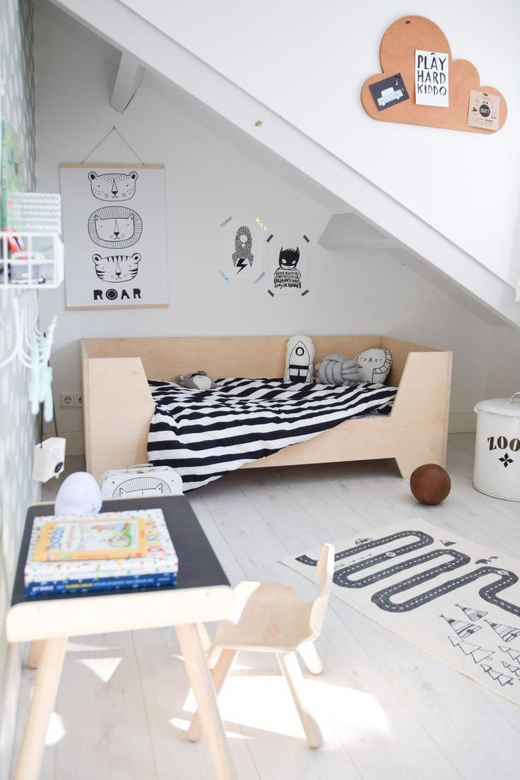 Check Out This Amazing Photo What An Imaginative Design And Style Toddlerbedroom Toddlerrooms Toddlerroomid Kinder Zimmer Kinderzimmer Kinderzimmer Junge