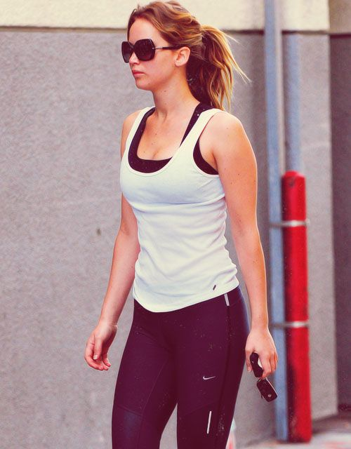 Jennifer Lawrence's body - want!