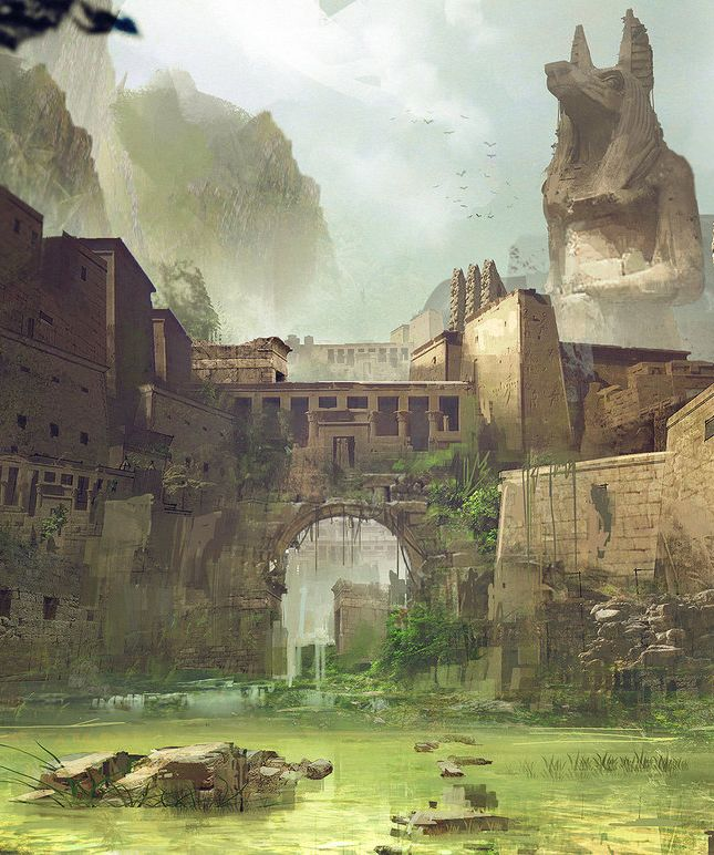 Lost Temple by Juan Pablo Roldan