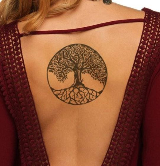 Tatuaggio Albero della Vita: Immagini e Significato - Lei Trendy