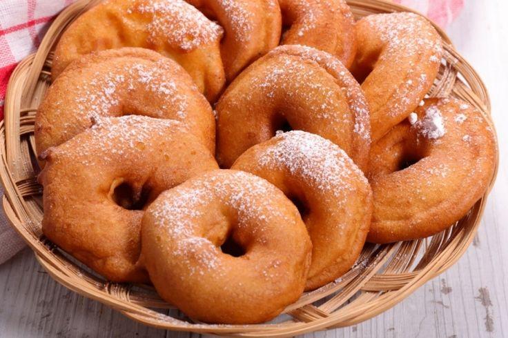 Cuisinez-les avec de la crème sure...le beigne Old Fashioned