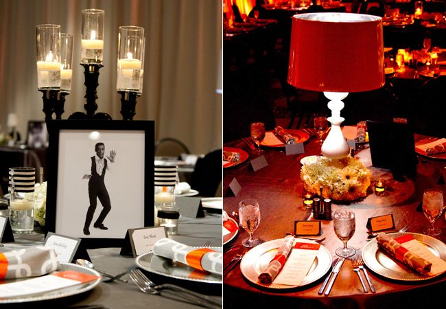 ideas for a cotton club theme party  | From: Ryan & Graham's Wedding // Photographed by: Michael Segal ...