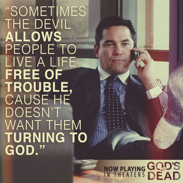 God's Not Dead - Dean Cain as (Mark) in God's Not Dead the movie now playing in theaters - Pure Flix - Christian Movies - #PureFlix #DeanCain #GodsNotDeadMovie #ChristianMovies www.PureFlix.com www.GodsNotDead.com