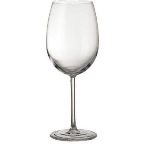 """Jamie Oliver """"Waves"""" Wine Glasses 580 ml set of 4"""