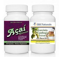 Garcinia Cambogia extract and Colon Cleanse for Weight Loss. These two products