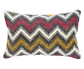 Coussin KASA II coton, multicolore - 55*35