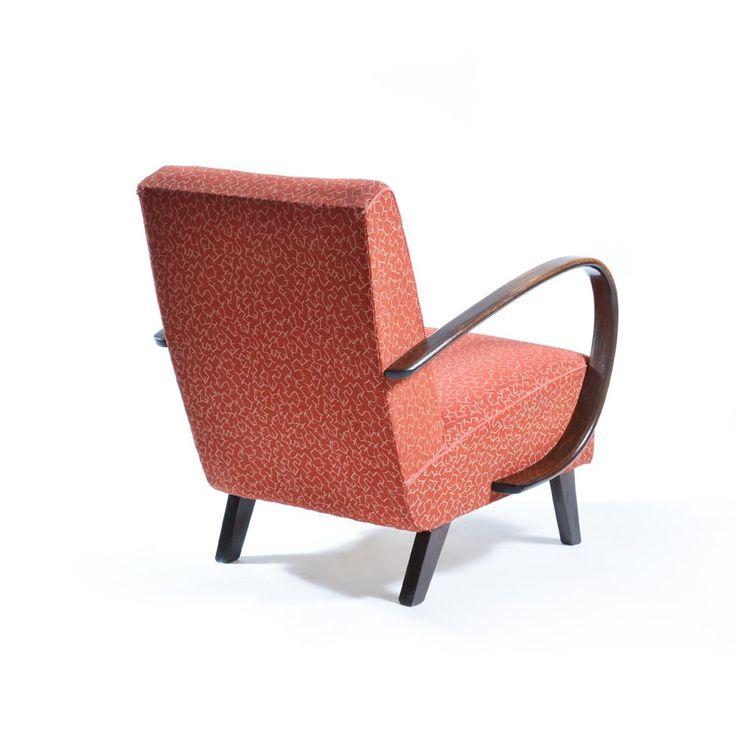 Halabala armchair