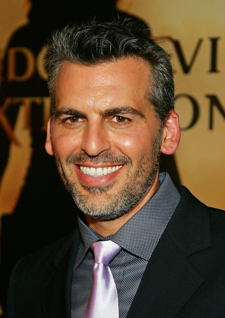 Oded Fehr at the 58th Annual Primetime Emmy Awards.                                 He is the sexiest guy God ever made!