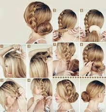 peinados faciles y rapidos con el pelo suelto paso a paso buscar con google