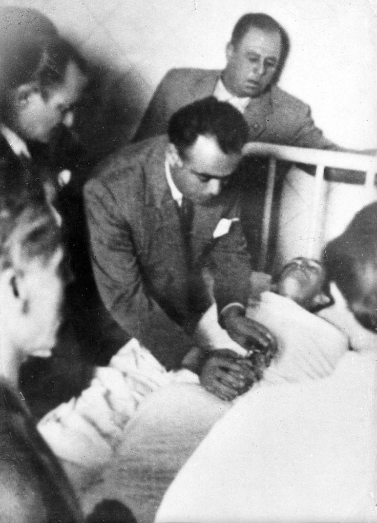 FOTOGRAFÍA DIARIO ABC: 65 aniversario de la muerte de «Manolete»