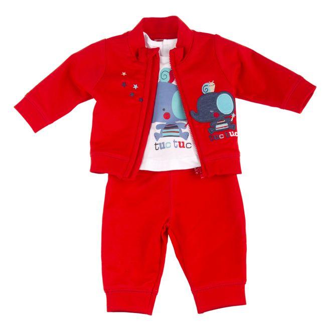 Чики Рики: Tuc Tuc. Летняя коллекция из Испании для детей 0-8 лет
