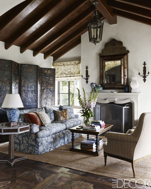 Mediterranean Revival Designs Curated By Los Angeles: 17 Best Images About Michael S. Smith Interior Design On