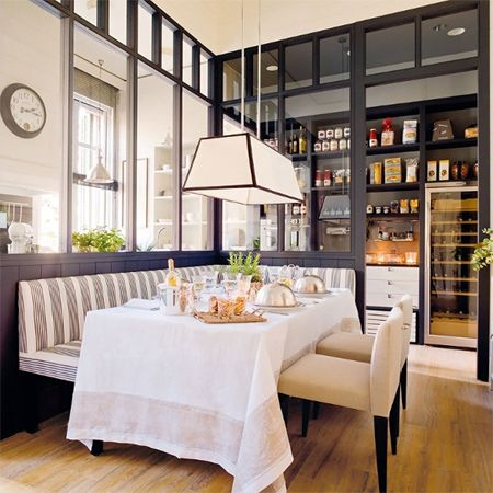Dining Room And Kitchen Designs - Kitchen Design Ideas