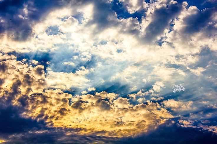 Clouds by Andre  Amaral on 500px