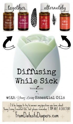 Diffusing Combos while sick To purchase or to contact me about Young Living Oils please visit my website: https://www.theoildropper.com/debchausky