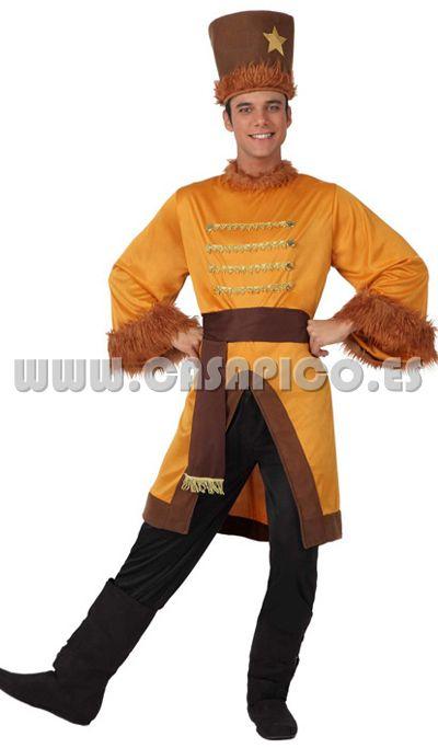 Completo #disfraz de ruso para hombre #casapico #disfracescasapico