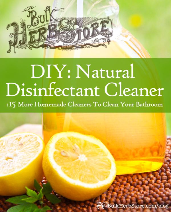 Best AllNatural Cleaning Images On Pinterest Cleaning Recipes - Best all natural bathroom cleaner