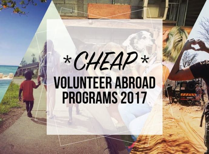 Looking for volunteer abroad programs for 2017? Discover the most affordable and trusted programs here…