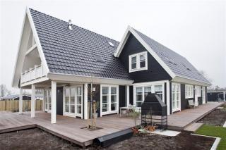 Woning op maat 9 - Planhus - Zweedse woningen - Friesland