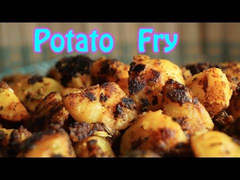 Potato Fry   Urulaikilangu varuval - Dosatopizza