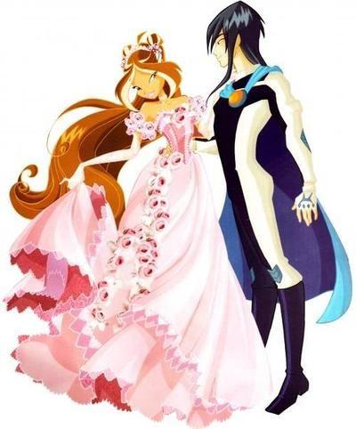 Flora and Helia!!! <3