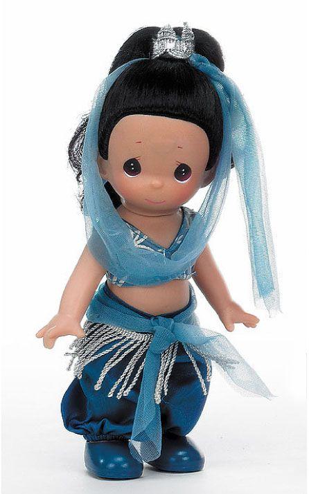 Precious Moments Dolls 2009 | precious moments co amal of morocco doll 2009 pmc0820 precious moments ...