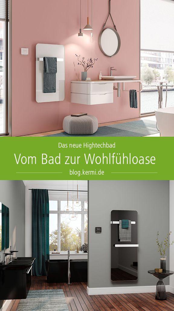 Trends Fur Das Bad Mit Design Und High Tech Wird Dein Bad Zur Wohlfuhloase Bad Richtig Putzen Design Heizkorper