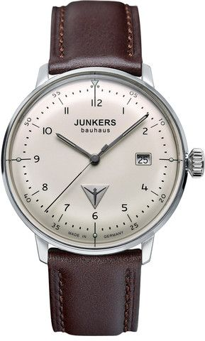 Junkers Watch Bauhaus 6046-5 Watch